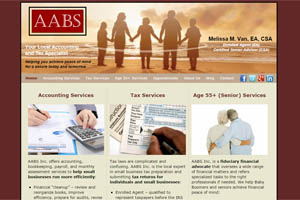 AABS Accountant, IRS Enrolled Agent