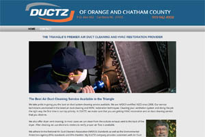 Ductz of Orange and Chatham Counties NC